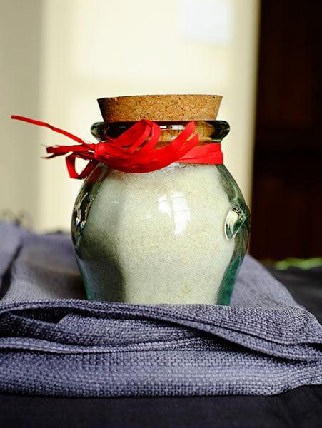 Zucchero integrale aromatizzato agli agrumi - Autoproduzione di Dicembre 3