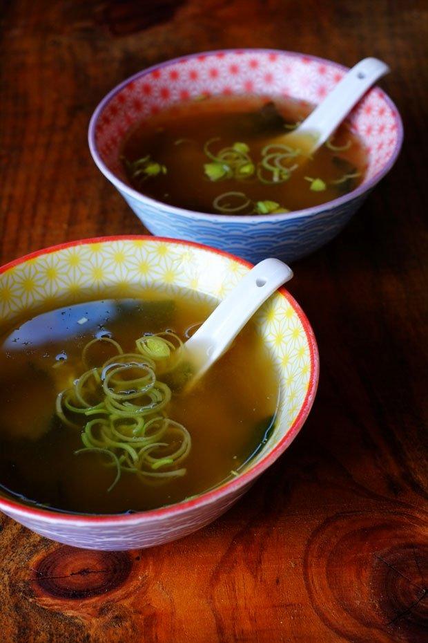Una zuppa di miso molto speciale 6
