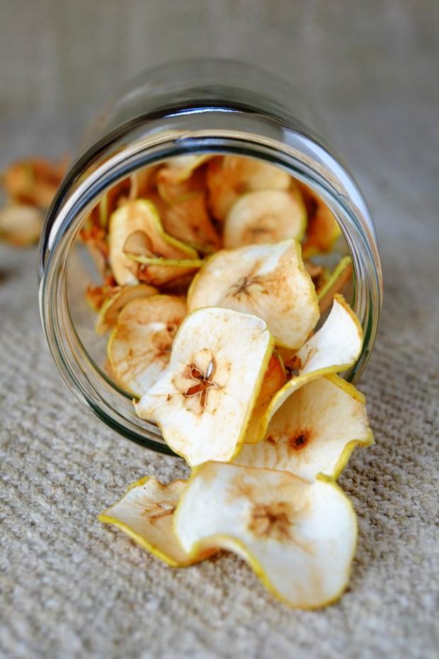 La mela limoncella e la sua essiccazione 6