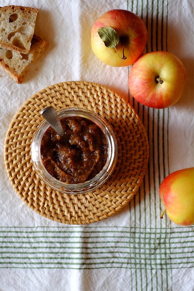 Conserva di giuggiola e mela 1