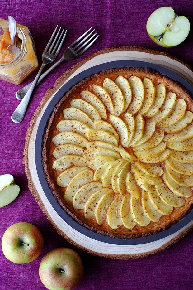 Una crostata di mele dal mio prossimo libro 15
