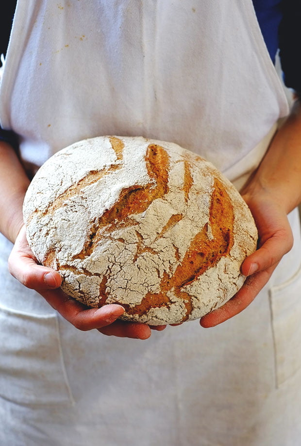 Le nuove filiere locali del grano: Il pane di grani antichi del Podere Pereto 27