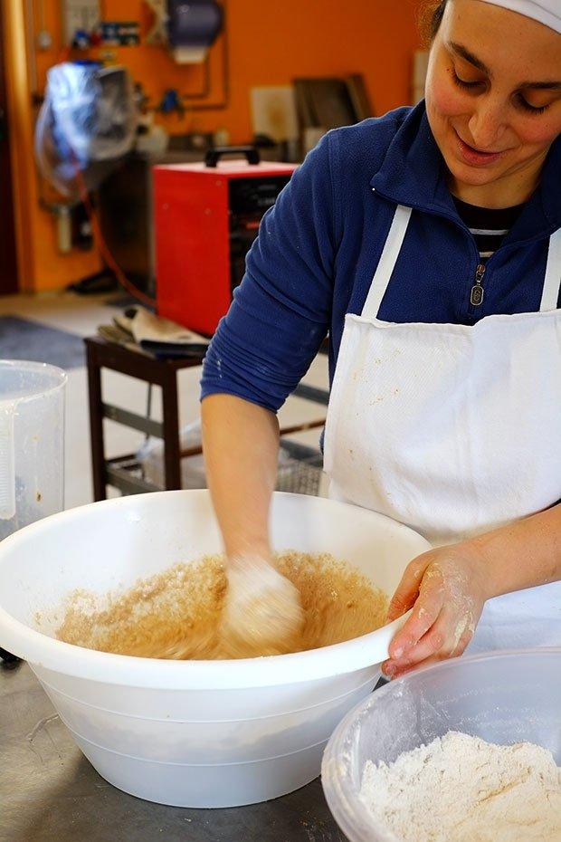 Le nuove filiere locali del grano: Il pane di grani antichi del Podere Pereto 5