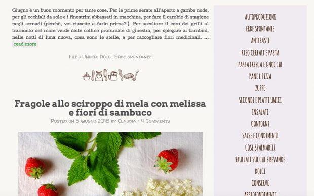 Il nuovo granosalis è online!! (e una crostatina con crema di mandorle e mirtilli freschi) 3
