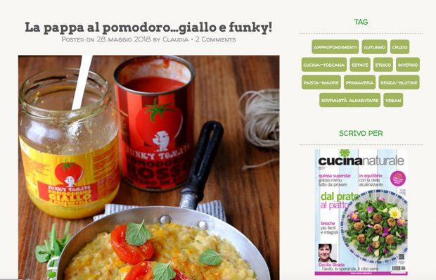 Il nuovo granosalis è online!! (e una crostatina con crema di mandorle e mirtilli freschi) 4