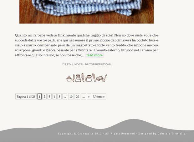 Il nuovo granosalis è online!! (e una crostatina con crema di mandorle e mirtilli freschi) 7
