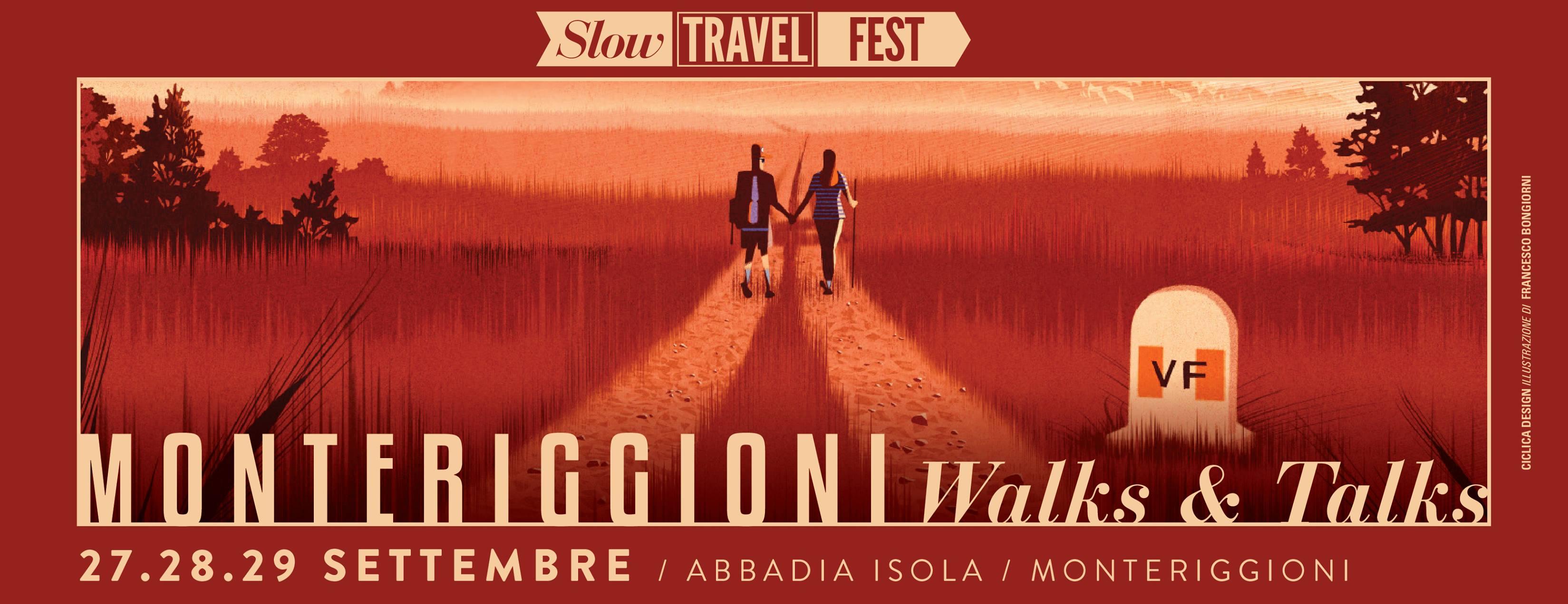 Passeggiata di riconoscimento erbe allo Slow Travel Fest 7